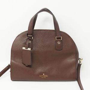 Kate Spade Reiley Nicholas Street Satchel Bag
